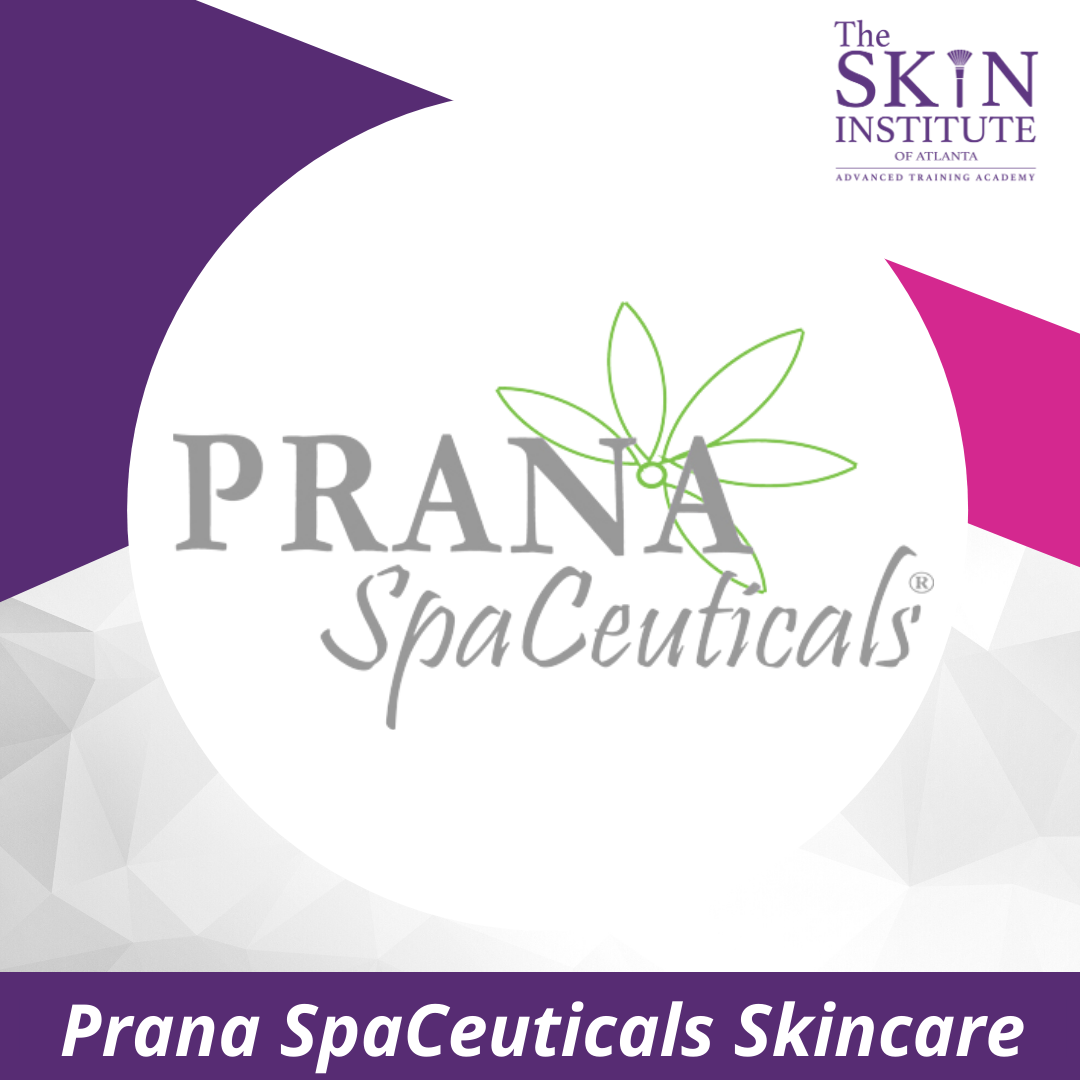 Prana Spaceuticals skincare Training