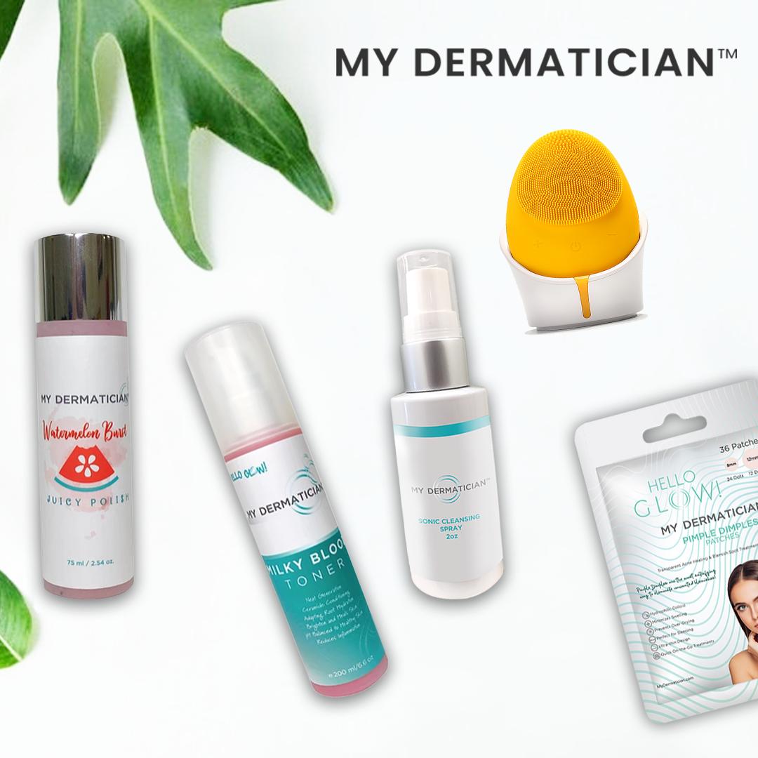 Buy My Dermatician Products